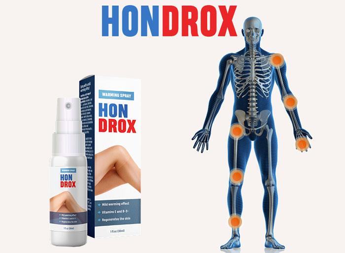 Hondrox Spray